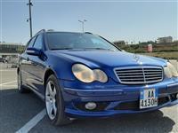 Mercedes Benz C class Benzin/Gaz