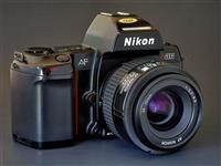 NIKON N8008 & Sigma Zoom af-a  f35-135mm