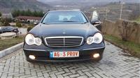 Mercedes benz c203 220 cdi avantgard model 2005
