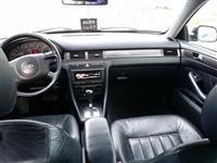 Audi A6 benzin gaz
