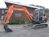 Mini ekskavator Hitachi ZX 50