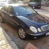Mercedes E280 benzin+gaz