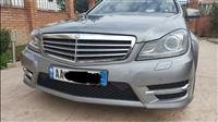 Mercedes C250 CDI BlueEFFICIENCY AMG LOOK -12