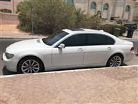 BMW 730L 2008