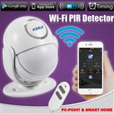 KERUI WP6 120dB WiFi Super Alarm