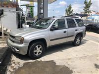 Chevrolet Trailblazer benzin
