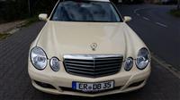 Mercedes-benz E klas Evo