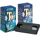 Kaseta VHS Fuji dhe TDK