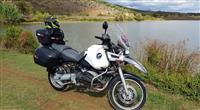 Motorr BMW R1100GS
