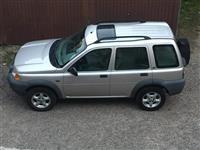Land Rover frelander Range Rover