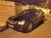 Mercedes Benz C220 automatik 2001