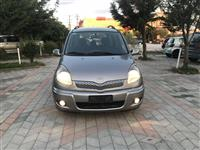 Toyota Yaris verso 1.4nafte