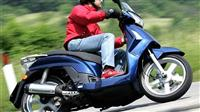Shes Kymco People S 200cc
