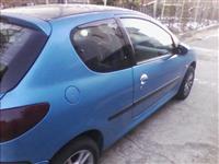 Peugeot 206 benzin 1.4
