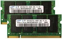 Ram laptopi DDR2    4GB