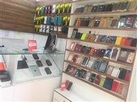 Mobiljet Dyqan Celularesh (Okazion)