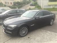 BMW 740d M paket