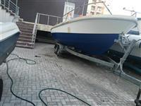 Skaf peshkimi 7 metra yamaha