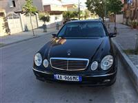 Mercedes benz Eclass 270 panoramik