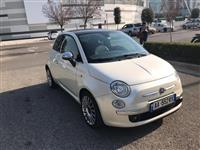 Fiat 500.1.4Benzin2009.Tronic.6.299Euro.