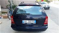 Mercedes-Benz, Avangarde, 220 CDI, Portobagazh