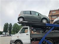 Renault modus 1.4 gaz benzin