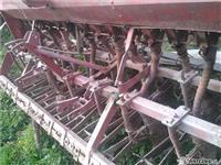 Makine mbjellese per mbjelljen e grurit