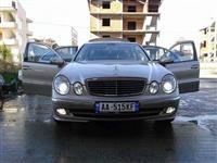E 280 AUTOMAT VITI 2004 VERSIONI VANGARD