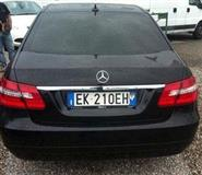 Mercedes Benz klas E 220 Blue Efficency