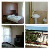 Dhoma dhe apartamente me qera ne plazh, Durres