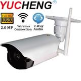 Kamera YUCHENG IP Wireless POE Security IP Alarm