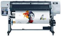 Plotter 160cm gjeresi printimi. HP 22500 latex
