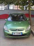 Peugeot 307 viti 2002 Benzine +Gaz Lovato