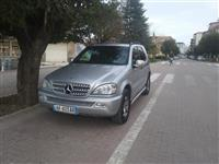 Ml 320 look 2004 benzin gaz