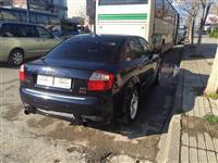 U SHIT   Audi A4 Benzine Gas ne gjendje te mire