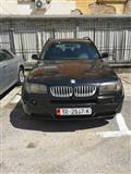 BMW X3 BENZINE 2990 , AUTO, 208 km, 2004