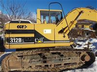 Eskavator CAT 312B