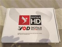 Fly Box Ondemand Satelitor HD
