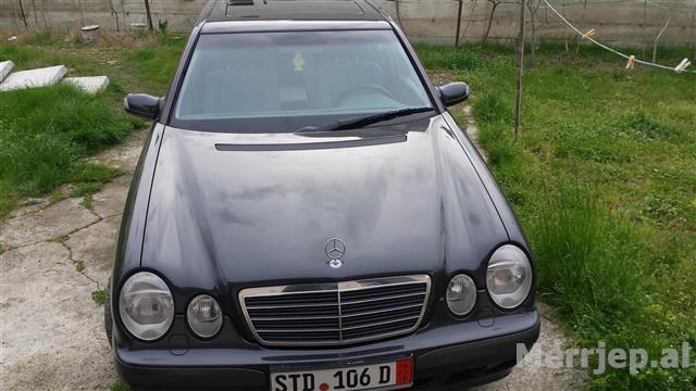 Mercedez-benz-e-klas-220