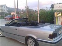 BMW 320 benzin gaz KABRIOLE