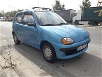 Fiat seicento benzin+gaz