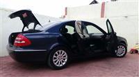 Mercedez Benz E 220,Xhama te ZInje origjinal+Leje