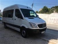 Mercedes benz Spriter 220 cdi manual 2007