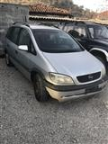 Opel Zafira 2 nafte manual