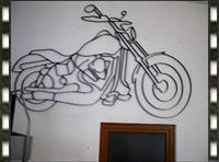 MOTORR DEKORATIV