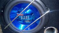 bass BLADE watts