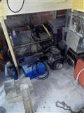 Gjenerator,kompresor,ekspres kompresor per traktor