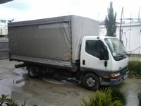 Mitsubishi canter 3000 turbo diesel