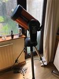 Celestron teleskop, përdoret rrallë.