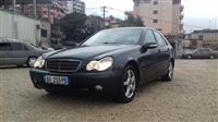 Mercedes C200 cdi naft